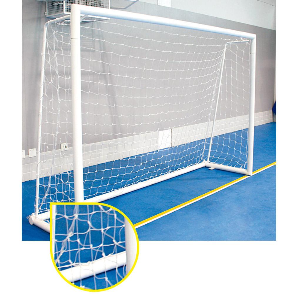Rede Futsal Pss Fio 4 Cor: COR UNICA - Tam: UN