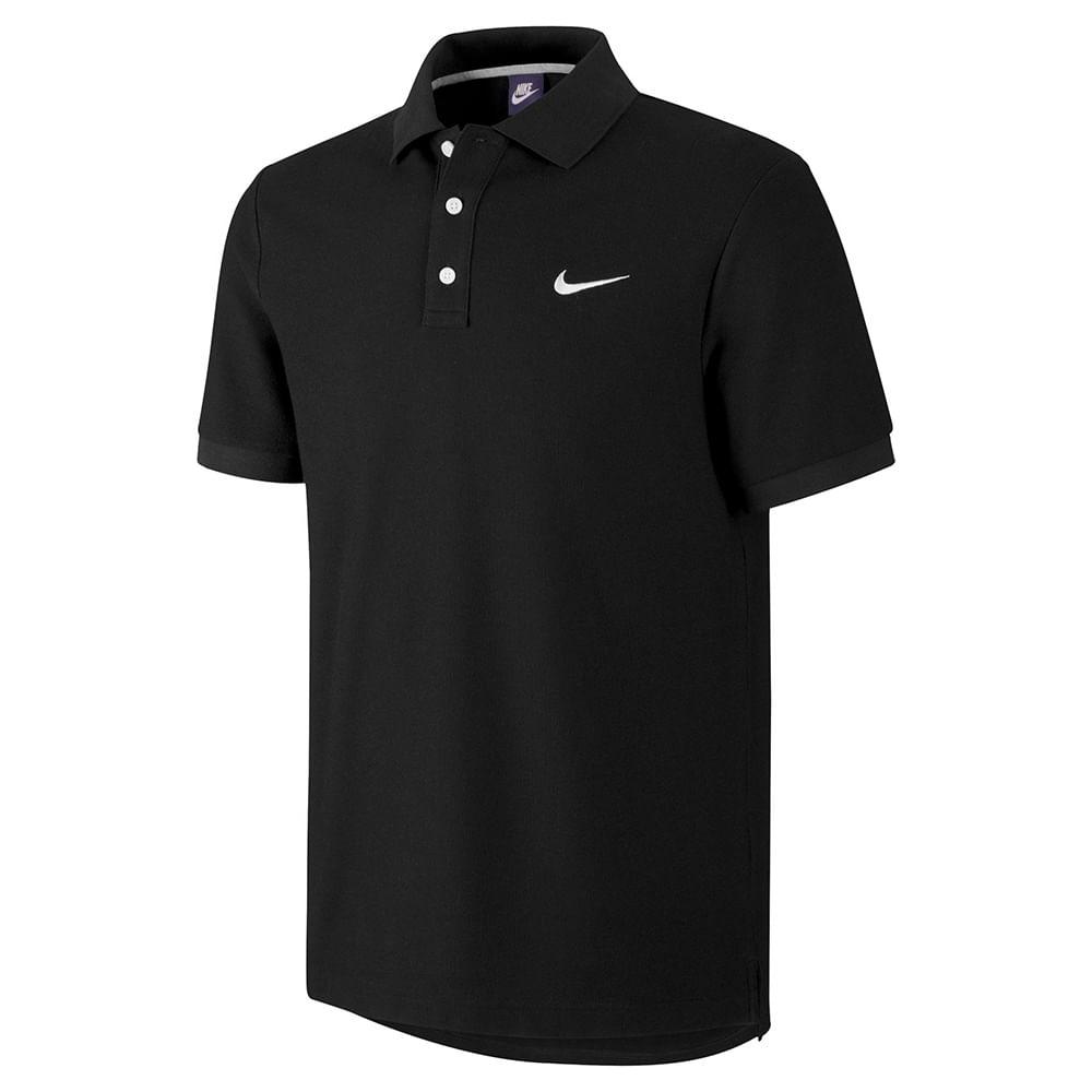Polo Nike Matchup 636627 Cor: PTO / BCO - Tam: M