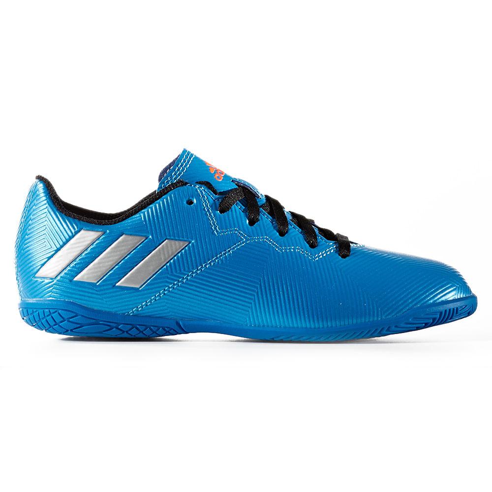 Tênis Futsal Adidas Messi 16.4 Infantil Cor: ROY - Tam: 36
