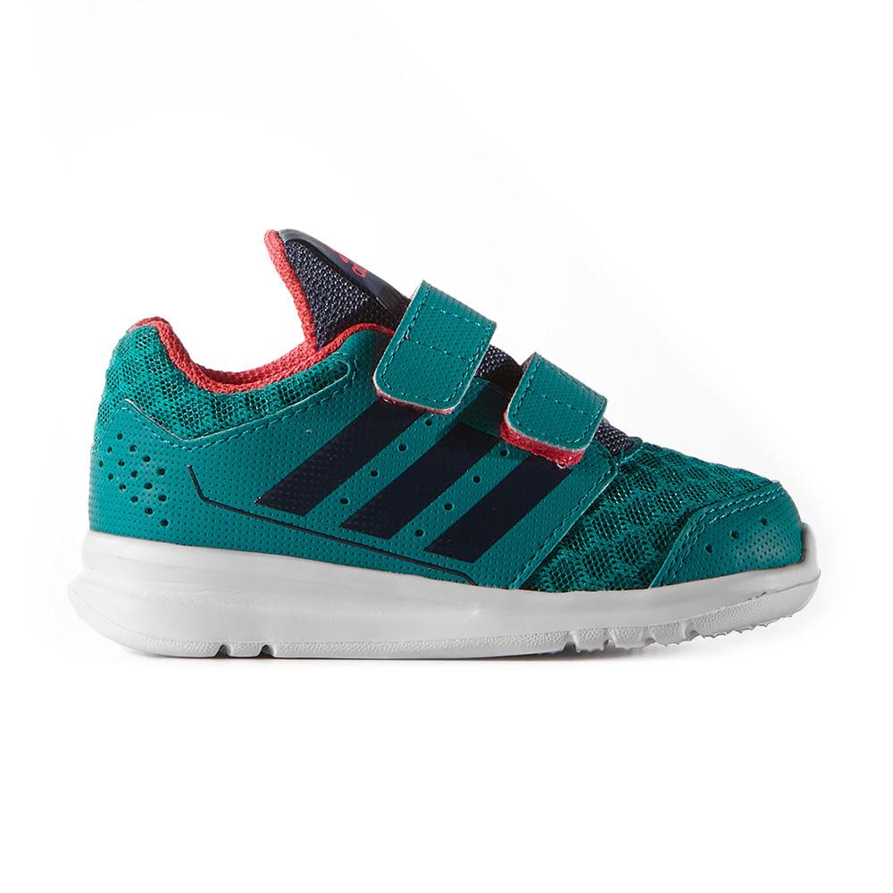 Tenis Casual Adidas Lk Sport 2 Cf I Text Cor: VDE - Tam: 25