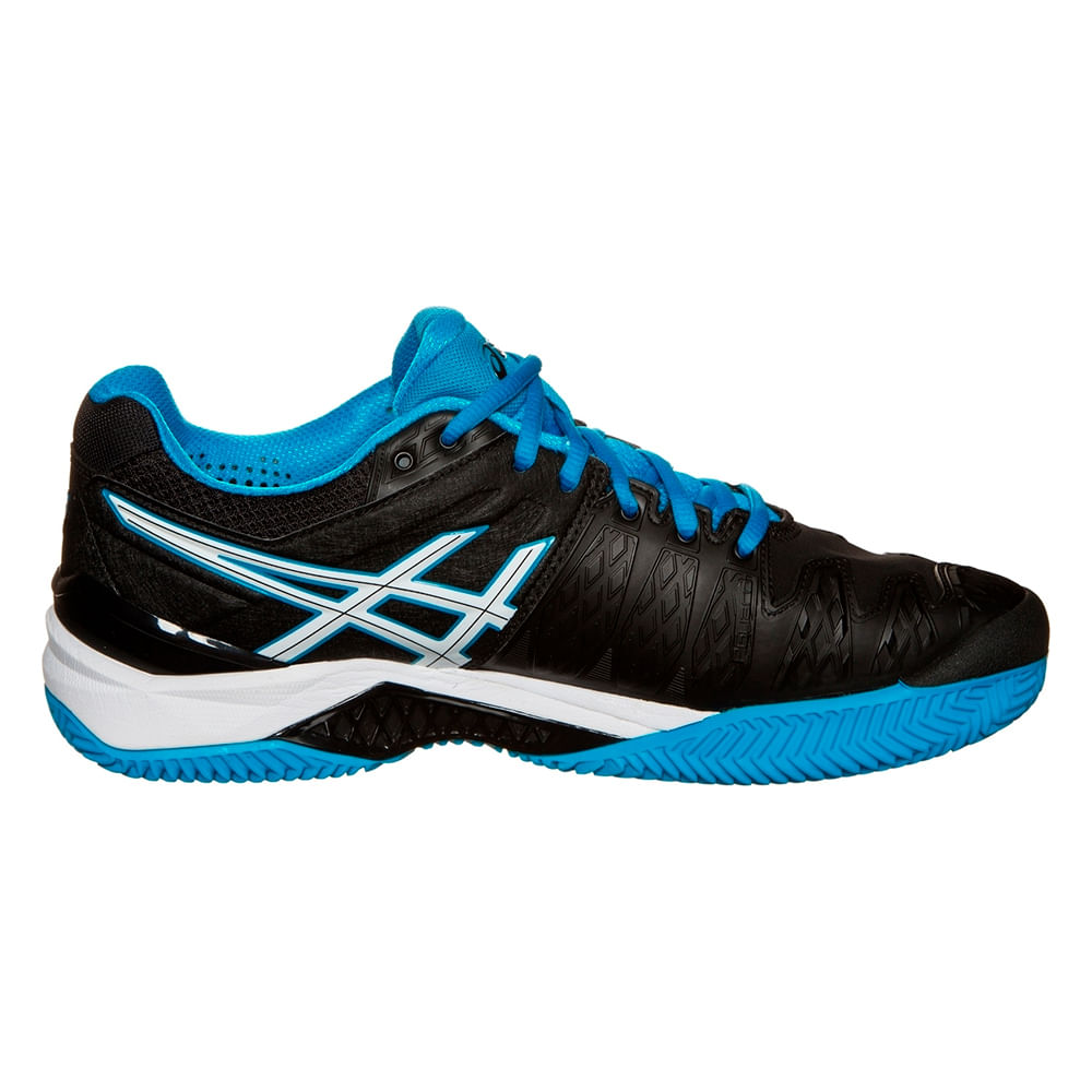 Tênis Tennis Asics Gel - Revolution 6 Clay Cor: PTO / ROY - Tam: 41