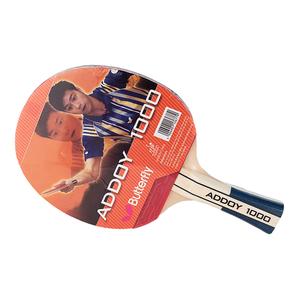 17f3ca8e8ce Raquete Tênis De Mesa Butterfly A1000 Clássica