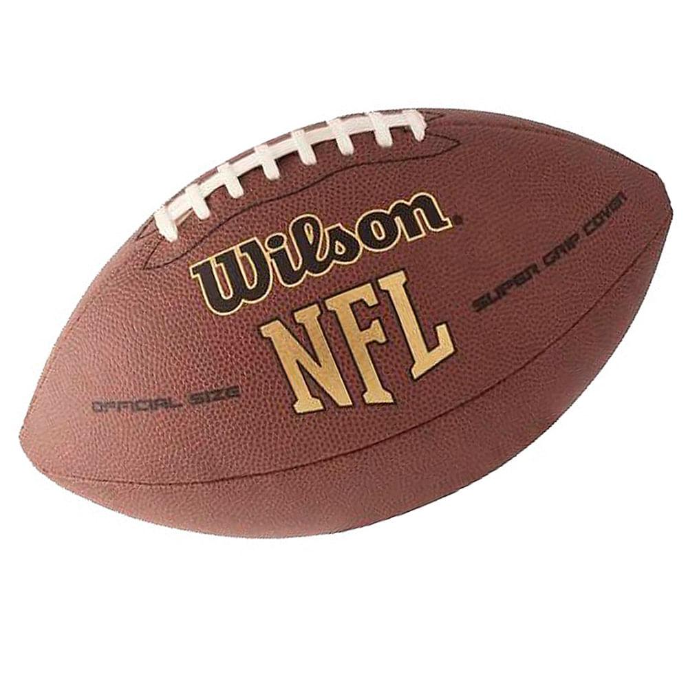 4c75ffbda Bola Futebol Americano Wilson Nfl Super Grip