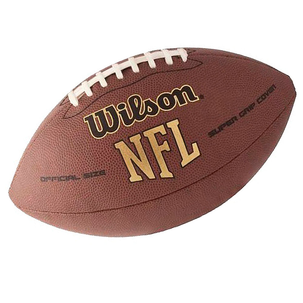 Bola Futebol Americano Wilson Nfl Super Grip 0f22d054f74ea