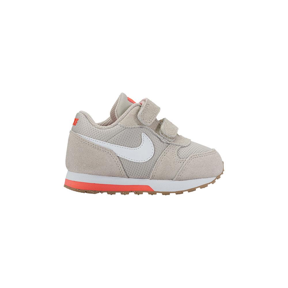 Tênis Casual Nike Md Runner 2 Tdv Infantil d8dcc6ca56514