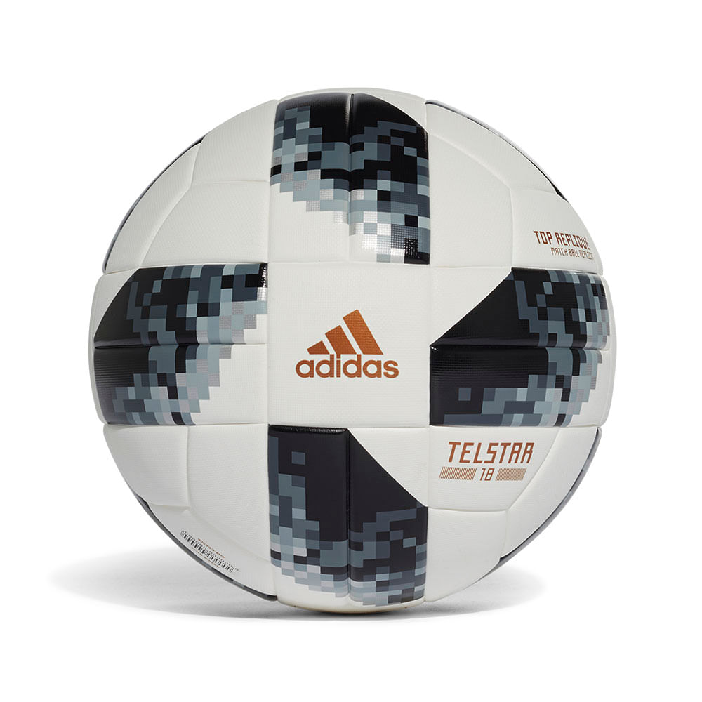f6c34a93ceebf Bola Futebol Campo Adidas Fifa Copa Do Mundo 2018 Telstar Top ...