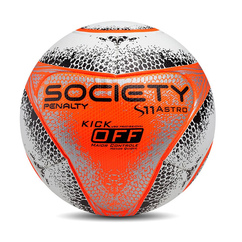 Bola Futebol Society Penalty S11 Astro Ko Viii 7cae442684660
