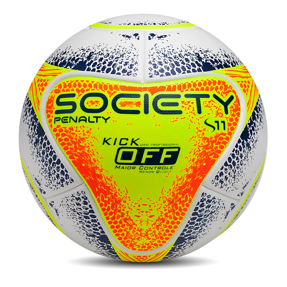 0824655eb6311 Bola Penalty Futebol Society S11 R2 Ko Viii