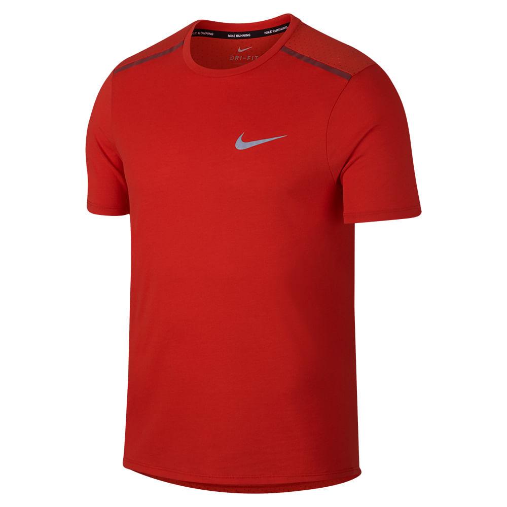 585302bec4787 Camiseta Running Nike Breathe Rise 365 Top