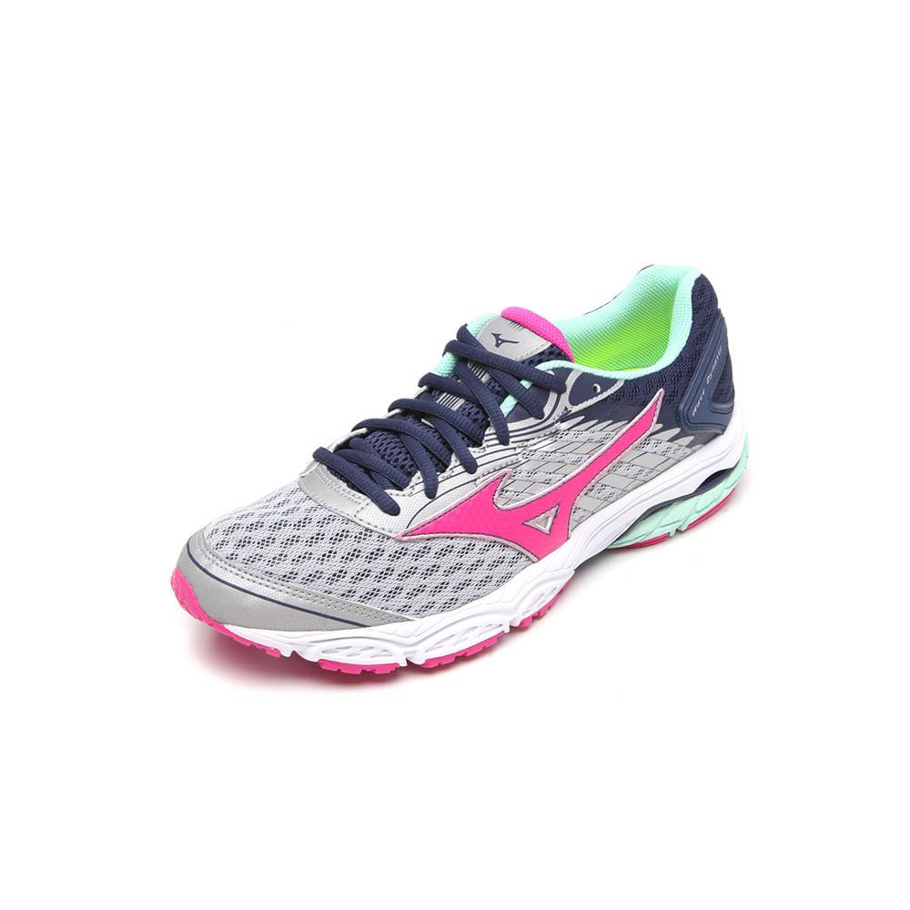3515d30cd Tênis Running Mizuno Wave Dynasty Feminino