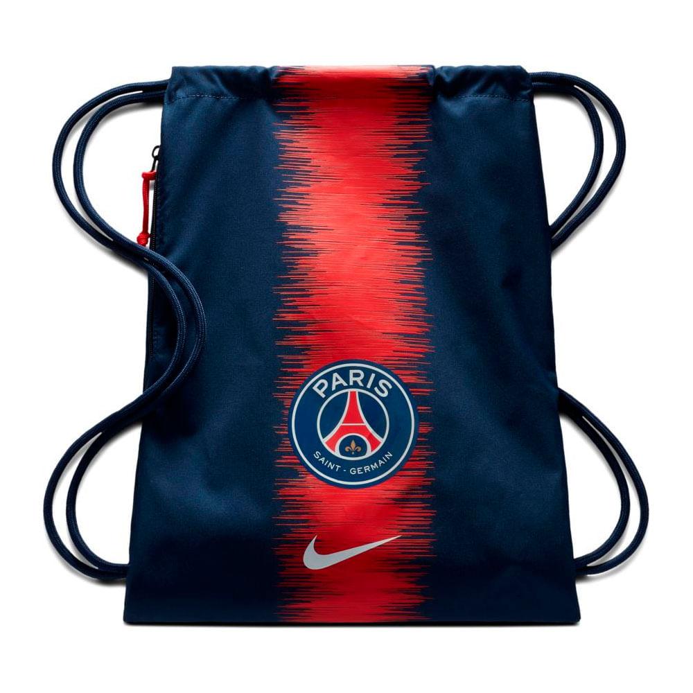 Sacola Nike Stadium Paris Saint-Germain Psg Gymsack 59cf43cfd4c0a