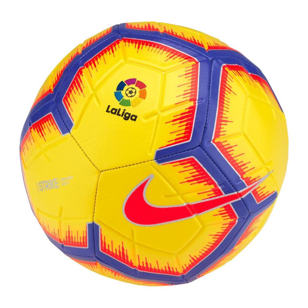 Bola Futebol De Campo Nike La Liga Strike 92108d6d35801