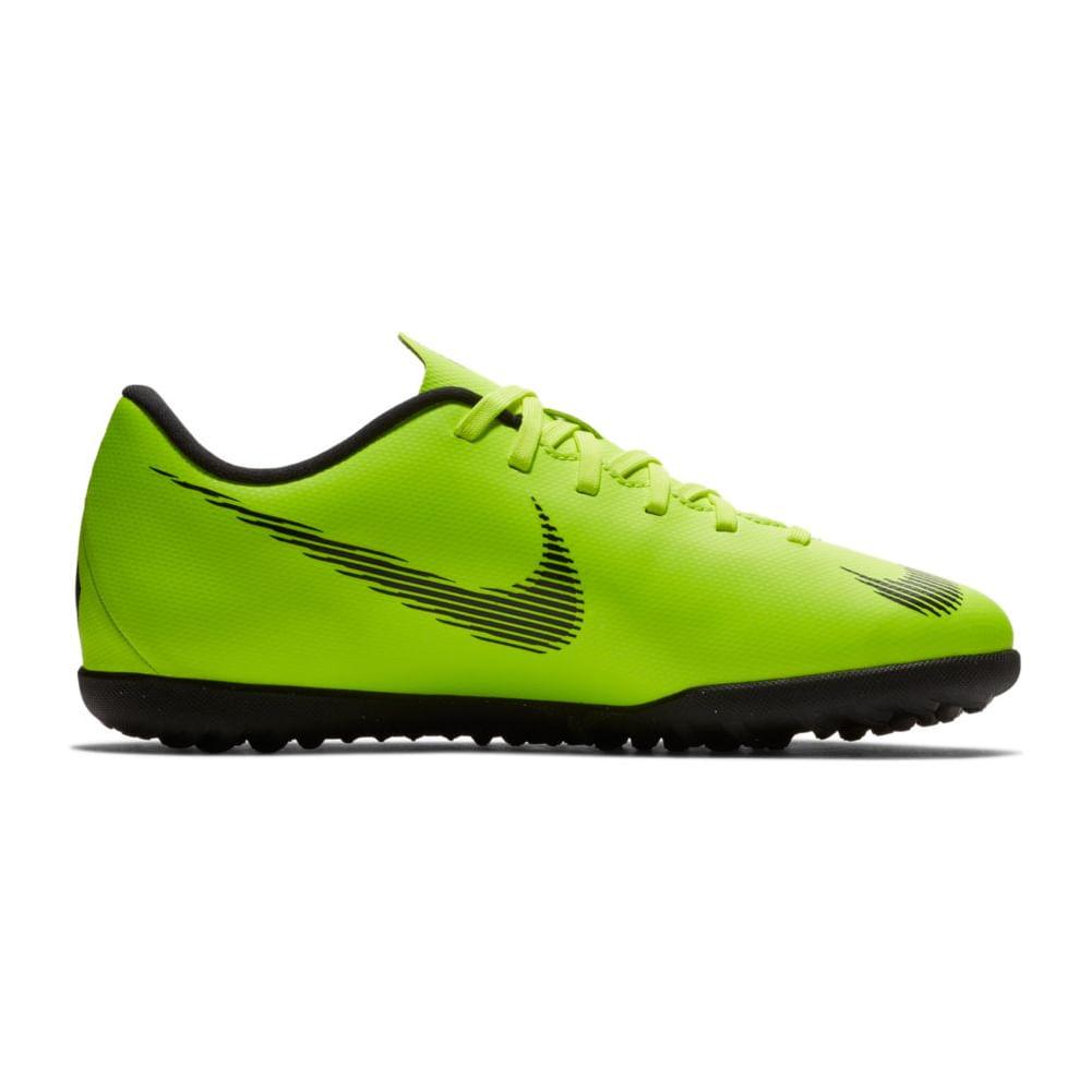 eca330ab84536 Chuteira Futebol Society Nike Mercurial Vaporx Infantil
