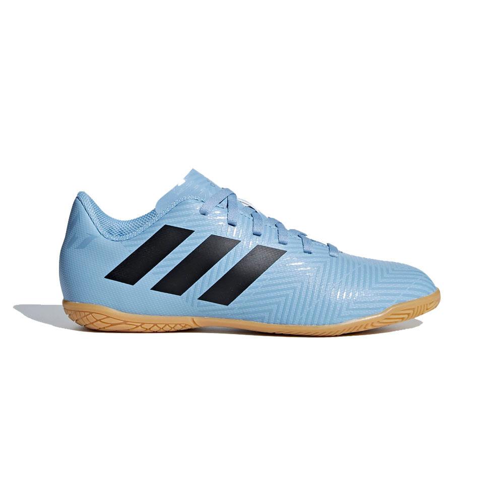 5d87d88c92 Chuteira Futsal Adidas Nemeziz Messi Tan 18.4 Infantil - A Esportiva