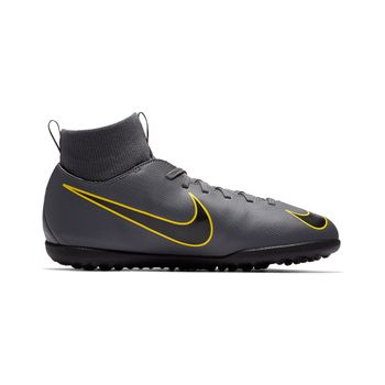 b8c13db15431b Chuteira Futebol Society Nike Mercurial Jr 6 Club Infantil