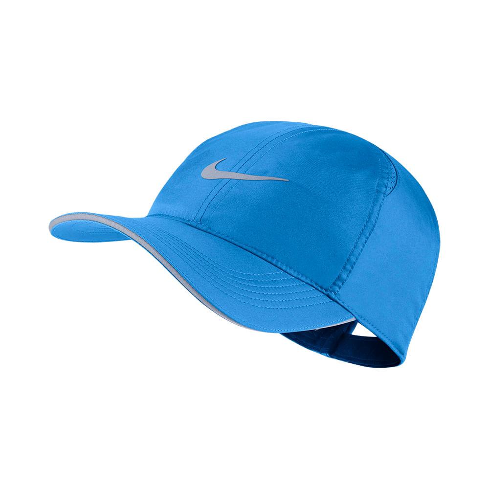 Boné Running Nike Featherlight e09282022ec