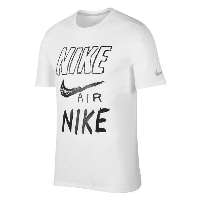 8258421f2984d Camiseta Running Nike Breathe Run Top Ss Gx